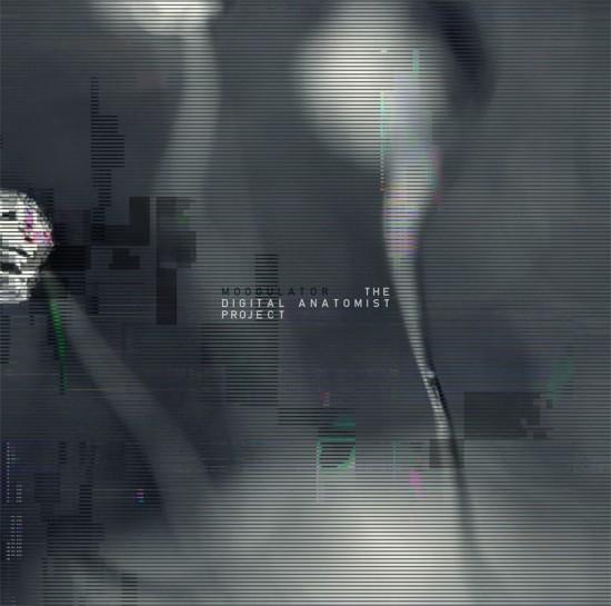 Moogulator - The Digital Anatomist Project CD Album