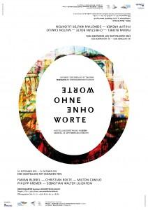 MC OHNE WORTE - PLAKAT WEB