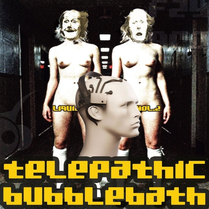 telepathic bubblebath liquid sky berlin vol.2