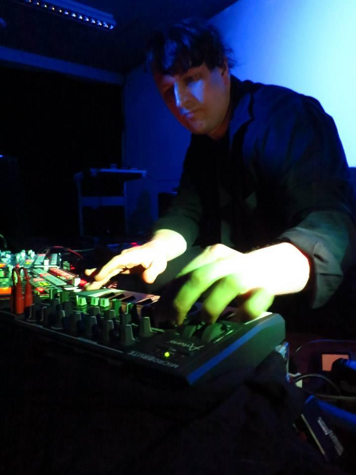 Moogulator Live Frankfurt 2014 Phonophon