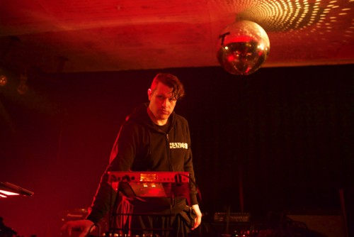 Moogulator @ in existase Urban Spree Berlin 2015