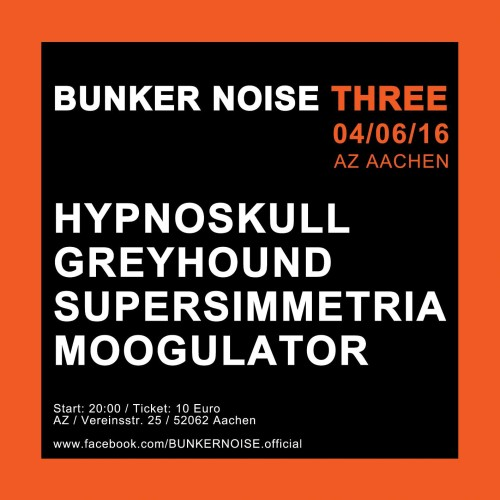 aachen az bunker noise 3