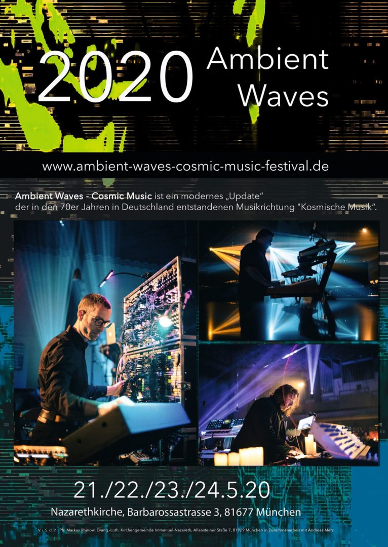 Ambient Waves 2020 Festival